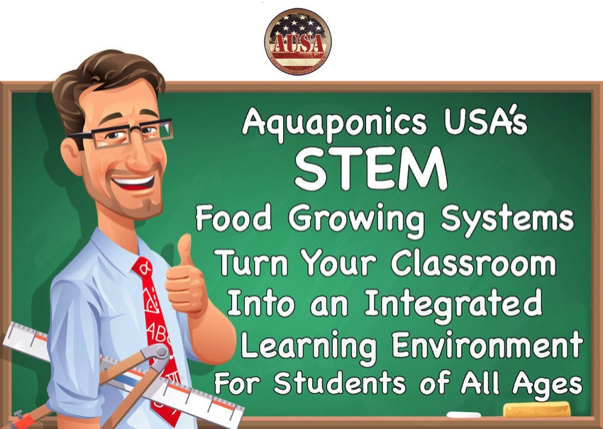Aquaponics in the Classroom | Aquaponics USA